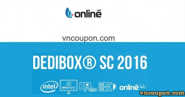[Back in Stock] Online.net – New Dedibox Special 2016 only €8.99/month