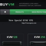 BuyVM.NET – New Special KVM VPS – High Performance VPS with E3 CPU/ SSD Storage – Microsoft Windows Server for free