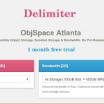 Try Delimiter ObjSpace 100GB Plan for Free (1 month trial) – $99/3 Years 2TB Storage (92% off)