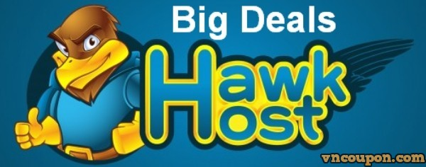 Hawk Host Coupons – Up to 40% OFF Web Hosting on May 2020