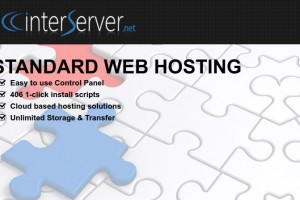 InterServer – 60% OFF Managed Linux & Windows Web Hosting from $1.99/month