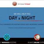 KnownHost – Best Managed VPS Hosting – 15% Lifetime Discount