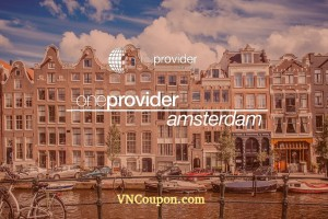 OneProvider offer 15 € Dedicated Servers in Amsterdam, Netherlands