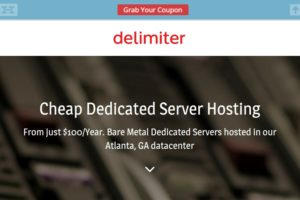 Delimiter-Cheap-Dedicated-Servers