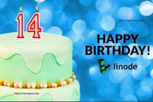 Linode's 14th Birthday – Double RAM + $20 USD FREE Credit For New Account