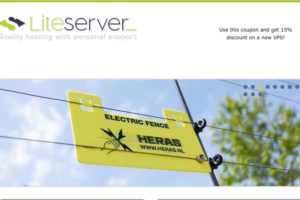 LiteServer – OpenVZ & KVM VPS from €13.60/year in Netherlands – 15% OFF Promo Code