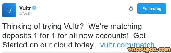Vultr-Free-100-USD-Credit