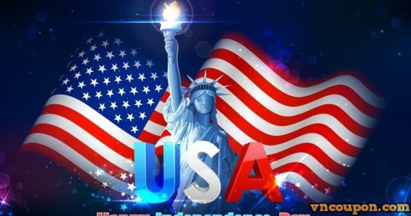 Happy 4th of July America – VPS, Shared Hosting Promotion List