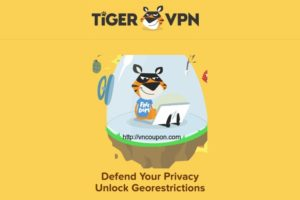 TigerVPN – Upto 93% OFF Lifetime Subscription