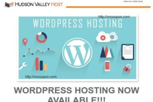 Hudson Valley Host – 25% Off WordPress VPS Hosting from $3.75/month – 3.4 GHz CPU Cores