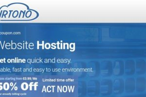 Virtono offer cPanel SSD Hosting from €9/Year