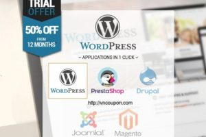 ikoula WordPress Hosting Promo – 50% off for First Year