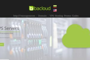 BaCloud – KVM NVM'e VPS 2GB RAM/ 20GB Storage/  from $5.91 per month
