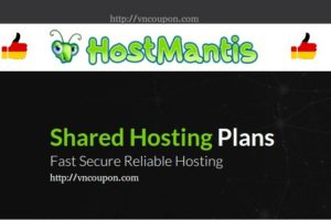 HostMantis offering 80% OFF Shared/Reseller hosting in Nuremburg, Germany