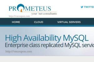 prometeus-vncoupon-high-availability-mysql