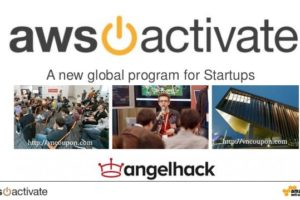 AWS Activate Hackathons (AngelHack 2016) – get $100 in AWS Promotional Credit