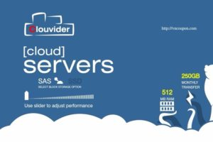 Clouvider – Cloud SSD VPS in London UK – 50% discount for the first three months!