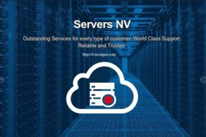 ServersNV – Special KVM VPS from £10/Year in London, UK
