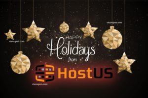 [Xmas 2016] Happy Holidays From HostUS – $25/Year 2GB RAM OpenVZ or 180GB KVM Storage – Comodo PositiveSSL only $4.99/Year