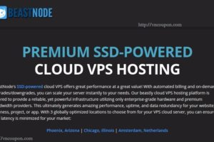 BeastNode – 4GB OpenVZ VPS only $6/month Recurring