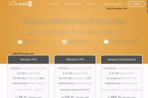 Webh.pl – Special 1GB RAM KVM VPS in Poland only $35/Year