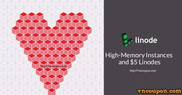 Linode introduces $5 Cloud Instances – 1GB RAM, 20GB SSD, 1TB Bandwidth