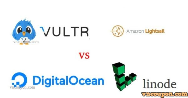 $5 VPS Compare: Linode vs Vultr vs  DigitalOcean vs Amazon Lightsail
