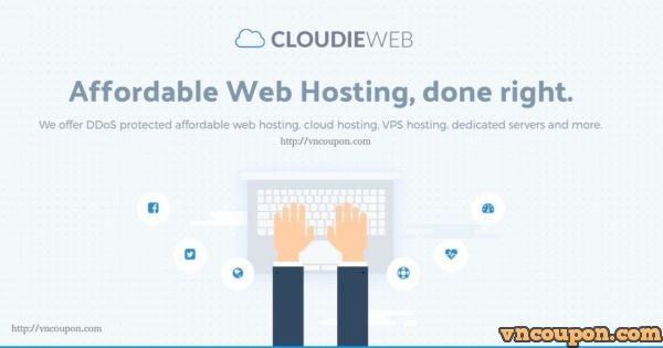 Cloudieweb – Special Windows VPS from $4.16/month
