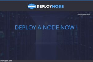 DeployNode – 1GB RAM Special VPS from $1/month