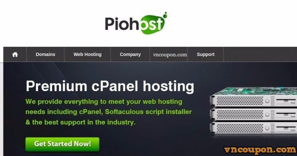 PioHost LTD – 1.5GB RAM UK Special VPS only £14/year