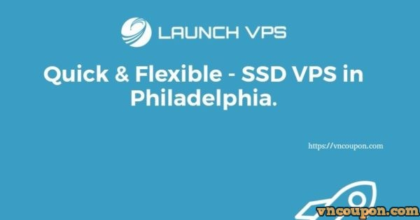 LaunchVPS offer Yearly KVM Deals! Starting from $21.42/Year