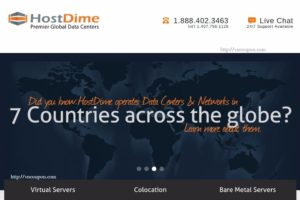 HostDime Coupon – 15% Off Managed Dedicated Server & Managed Cloud Hosting