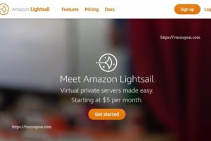 Amazon Lightsail – Simple VPS on AWS from $5 Instance/month – 1 Month Free