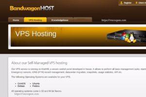 Bandwagon Host New KVM VPS Line – Promo VPS from $19.99 USD/Year