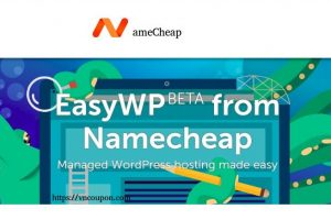 EasyWP – Managed WordPress by Namecheap – Save 50% on First Year
