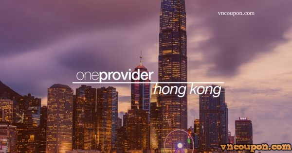 OneProvider –  Dedicated servers in Hong Kong from $119 USD/month