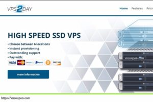 VPS2day – 1GB RAM KVM VPS only 4.99€/month – Multiple Location in USA, EU