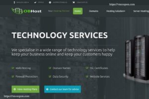 OBHost Promo Codes –  DDoS Protected OpenVZ VPS from $1.25/month (50% OFF)