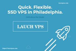 Launch VPS Exclusive Offer – Special LXC VPS from 14/Year