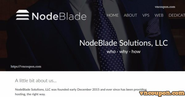 NodeBlade – DDoS Protected SSD Shared Hosting from $10/year and Reseller Hosting from $3/month