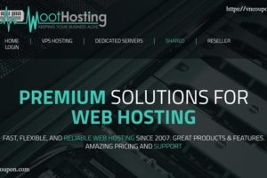 WootHosting – DDoS Protected cPanel Hosting from $1/Year