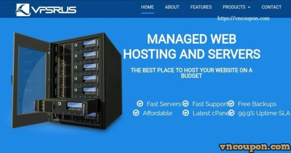 vpsRus offers a new promotion – Fully Managed VPS at very low price $2.5/month