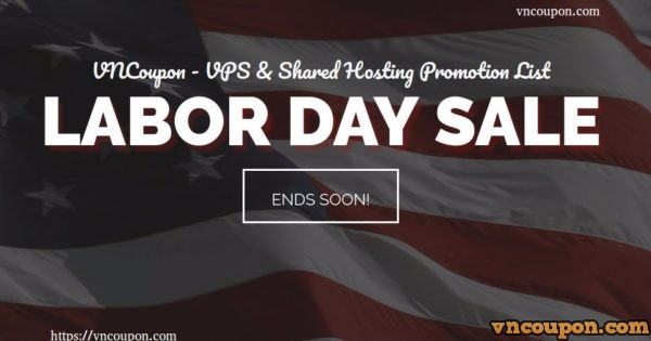 [Labor Day 2017] VPS & Shared Hosting Package Special List