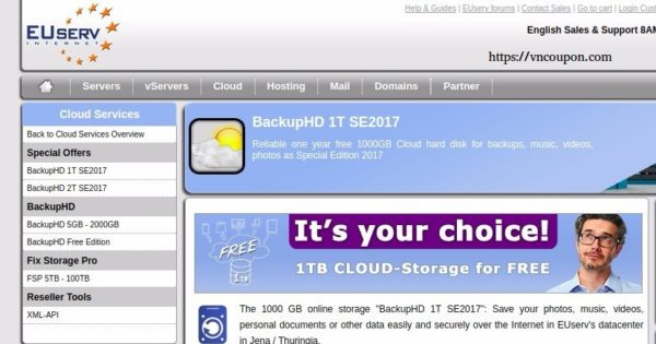 Euserv Com Offer Backuphd 1t Se2017 1tb Cloud Storage For Free
