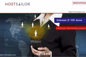 HostSailor Exclusive Dedicated IP VPN Offers