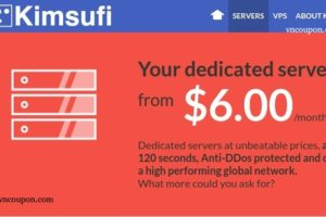 Kimsufi OVH – Special Dedicated Servers from €6/month – 25% off on all Kimsufi's product