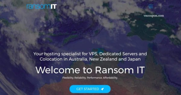 Ransom IT – Japan based VPS Promo in Tokyo only $7/month