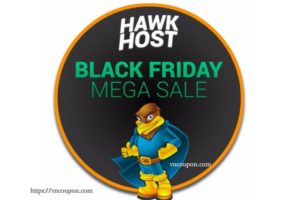 [Black Friday 2018 ] Hawk Host Hosting Discounts! Save up to 70%!
