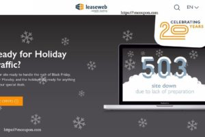 [Holiday Sale 2017] LeaseWeb – Up to 40% off Dedicated Servers
