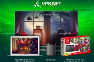 VPS.net –  Christmas Advent Competition (4 gifts)